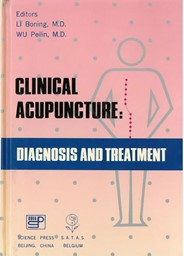 Bild von Clinical Acupuncture: Diagnosis and Treatment